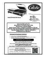 GLO-GPGSDUE14D-Owner's Manual