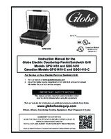 GLO-GSG1410-Owner's Manual