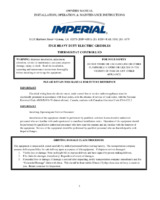 IMP-ITG-60-E-Owners Manual