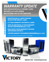VCR-RS-2N-S1-GD-HC-Warranty Update